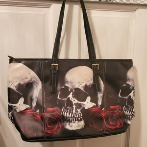 Skull and Roses bag